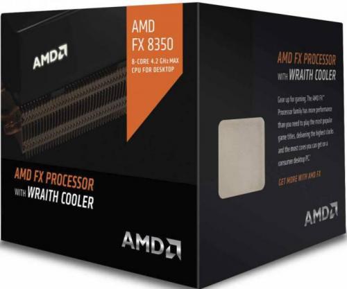 Procesor AMD FX X8 8350, 4.0 GHz ,16MB, Socket AM3+, Box