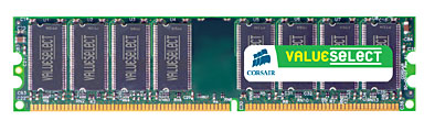 Memorie Corsair DDR III 2048MB, 1066MHz