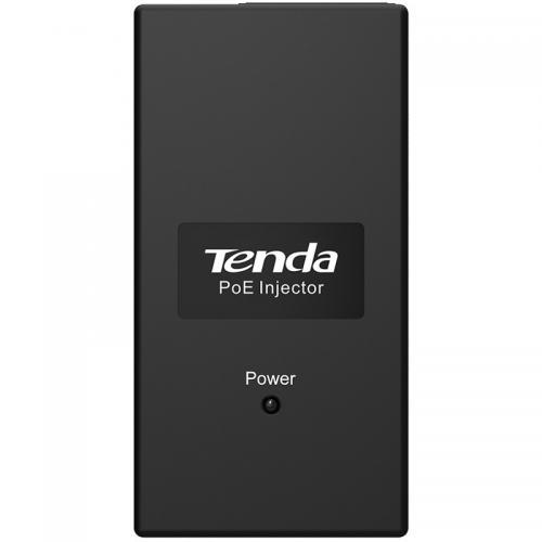 Injector Tenda POE15F, Black