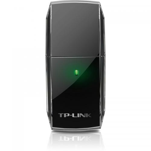 Adaptor wireless TP-LINK AC600, Black