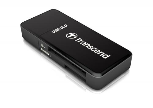 Cititor carduri Transcend TS-RDF5K, Black