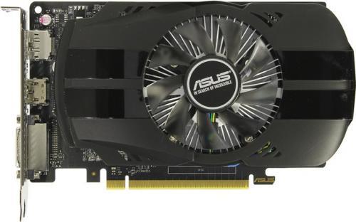Placa video Asus Nvidia GeForce GTX 1050, 2GB DDR5, 128-bit
