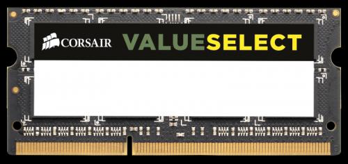 Memorie Corsair CMSO8GX3M1A1600C11, 8GB DDR3, 1600MHz, CL11