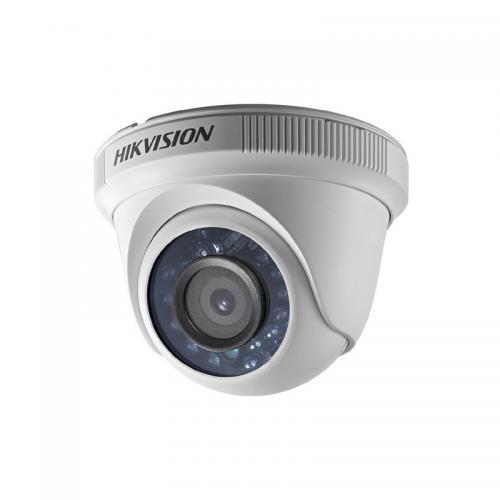 Camera de supraveghere IP Hikvision Dome DS-2CE56D0T-IRPF36, White