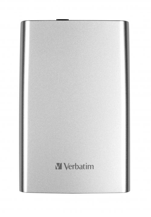 "HDD extern Verbatim Store 'n' Go 53071, 1TB, 2.5"", USB 3.0, 5400rpm, Silver"