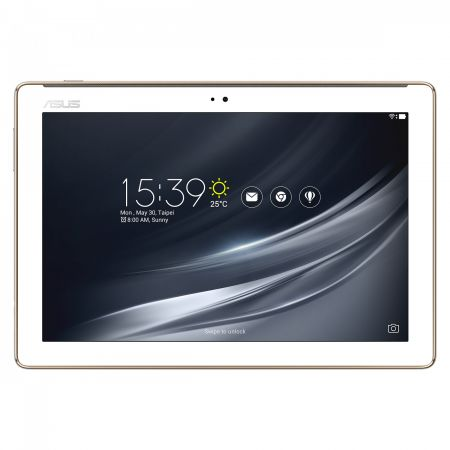 "Tableta ASUS ZenPad Z301ML-1B015A, 10"" IPS, Procesor Quad-Core 1.3GHz, RAM 2GB, ROM 16GB, 4G LTE, BT 4.0, GPS, Android 7, alb perlat"