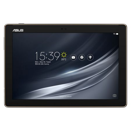 "Tableta ASUS ZenPad Z301ML-1H019A, 10"" IPS, Procesor Quad-Core 1.3GHz, RAM 2GB, ROM 16GB, 4G LTE, BT 4.0, GPS, Android 7, gri inchis"