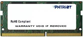 Memorie Patriot PSD416G24002S, 16GB DDR4, 2400MHz, CL17