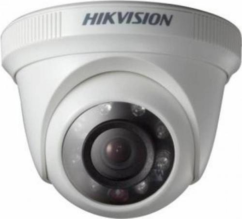 Camera de supraveghere IP Hikvision Dome Turbo DS-2CE56C0T-IRPF28, White