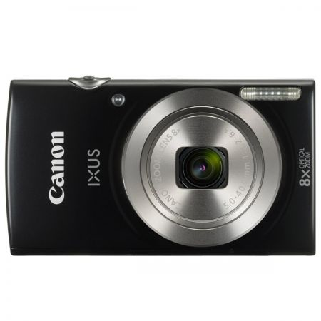 "Camera foto digitala compacta Canon IXUS 185, 20 MP, CCD, zoom optic 8x, 3.0"" LCD, negru"