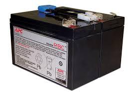 Baterie UPS APC APCRBC142, Black