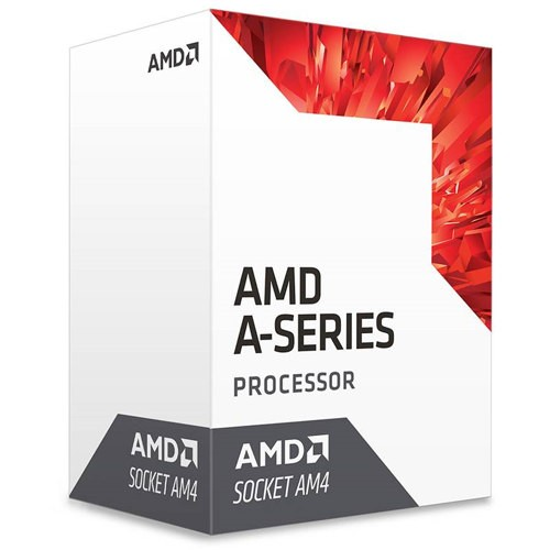 Procesor AMD A10 AD9700AGABBOX, 3.50GHz, 2 MB, Socket AM4