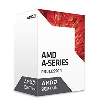 Procesor AMD A6 AD9500AGABBOX, 3.50GHz, 2 MB, Socket AM4