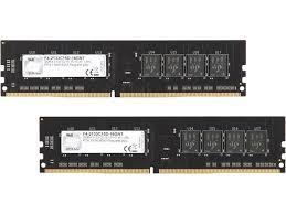 Kit Memorie G-Skill F4-2133C15D-16GNT,16GB DDR4, 2133MHz, CL15