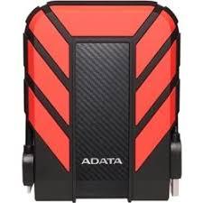 "HDD extern A-data AHD710P-1TU31-CRD, 1TB, 2.5"", USB3.1, Negru/Rosu"