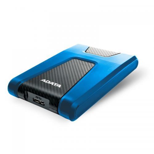 """HDD extern A-data AHD650-1TU31-CBL, 1TB, 2.5"""", USB3.1, Albastru"""