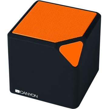 Boxa Canyon CNE-CBTSP2BO, Black and Orange