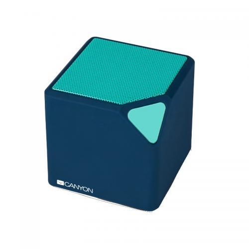 Boxa Canyon CNS-CBTSP2, Blue/Green