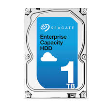 "Hard-disk Seagate Enterprise Capacity ST1000NM0008, 1TB, SATA3, 7200 rpm, 128MB, 3.5"""