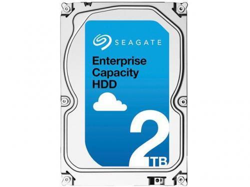"Hard-disk Seagate Enterprise Capacity ST2000NM0008, 2TB, SATA3, 7200 rpm, 128MB, 3.5"""