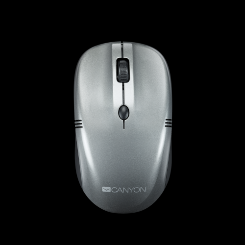 Mouse Canyon CNE-CMSW03DG, Dark gray pearl glossy