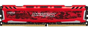 Memorie Crucial BLS16G4D26BFSE, 16GB DDR4, 2666MHz, CL16