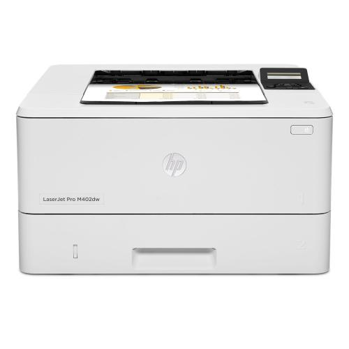 Imprimanta laser monocrom HP Laserjet Pro 400 M402dw, A4, 38ppm, duplex, LCD, LAN, wireless, USB 2.0