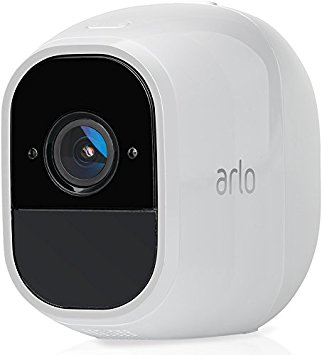 Camera de supraveghere IP Netgear Arlo VMC4030P-100EUS, Alb