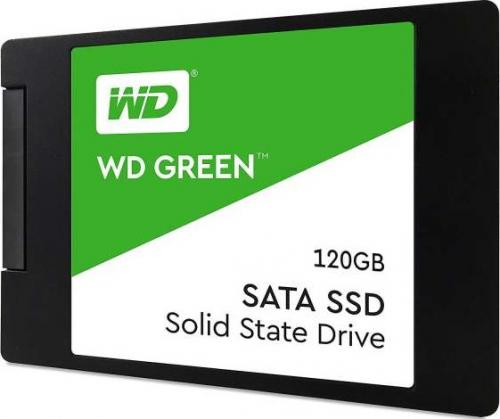 SSD Western Digital Green WDS120G2G0A, 120GB, SATA3, 2.5""
