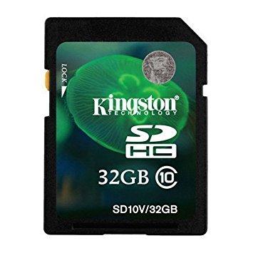 Card de memorie Kingston Canvas Select SDCS/32GB, 32GB, Clasa 10