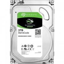 "Hard-disk Seagate Barracuda ST3000DM007, 3TB, SATA3, 5400 rpm, 256MB, 3.5"""