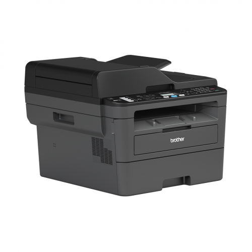 Multifunctional laser monocrom Brother MFC-L2712DN, print/scan/copy/fax, A4, 30ppm, duplex, ADF, LCD, LAN, USB 2.0