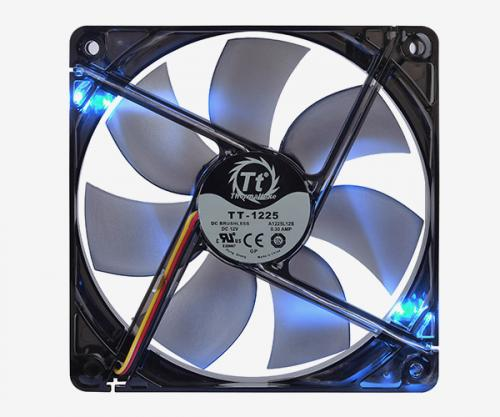 Ventilator Thermaltake CL-F006-PL12BL-A, Blue