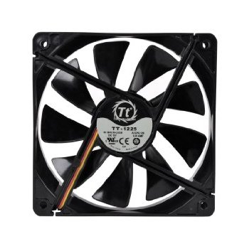 Ventilator Thermaltake CL-F011-PL12BL-A, Black