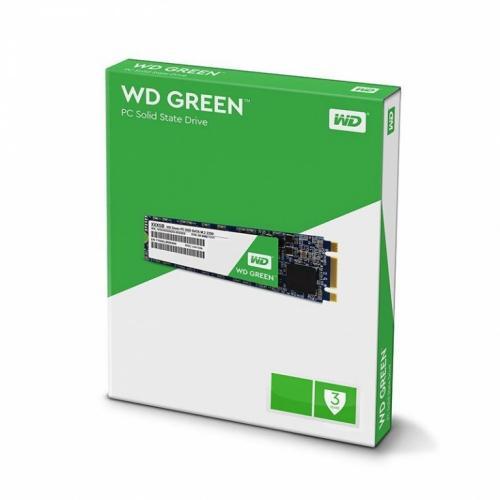 SSD WD 120GB, Green, SATA3, 6 Gb/s, M.2 2280