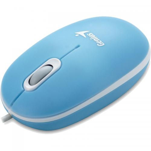 Mouse Genius ScrollToo 200, Blue