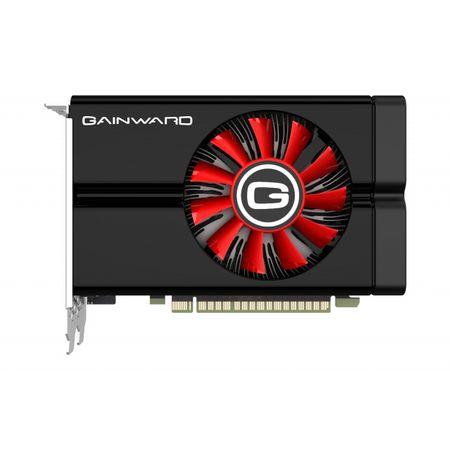 Placa video Gainward GeForce GTX 1050, 2GB DDR5, 128 bit, 1354 MHz/ 3500MHz, HDMI/DVI-D/DP, PCI-Express 3.0 x 16