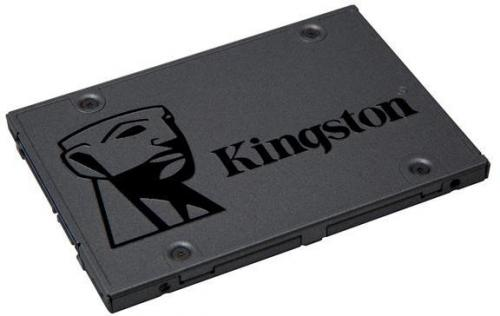 "SSD Kingston SA400S37/120G-KS,120GB, 2.5"", SATA3, Black"