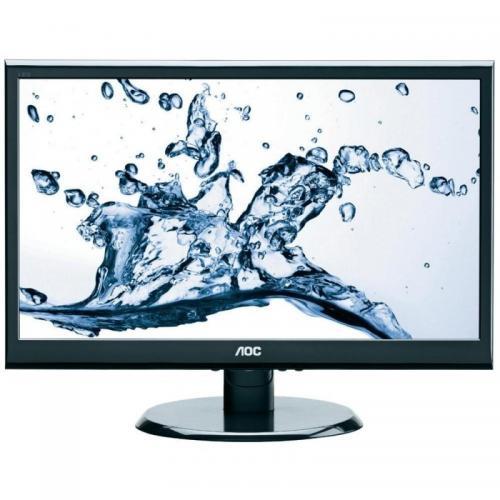 "Monitor LED AOC e2250swnk, 21.5"", Black"