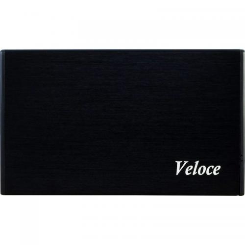 Rack Inter-Tech Veloce GD-25612, Black