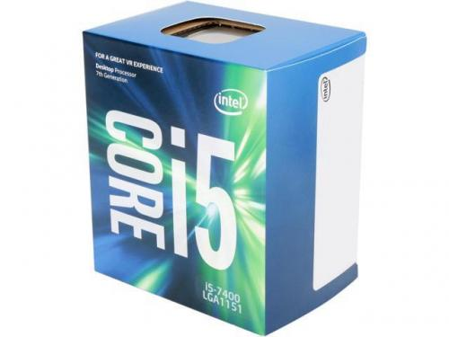 Procesor Intel Core i5-7400, 3.0GHz, 6MB, Socket LGA1151, Box