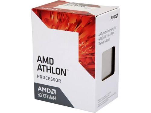 Procesor AMD Bristol Ridge Athlon X4 950 AD950XAGABBOX, 3.8GHz, 2MB, Socket AM4, Box