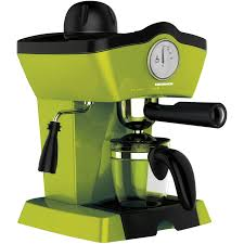 Espressor manual Heinner Charm HEM-200GR, 800W, 250ml, Verde