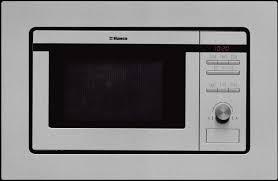 Cuptor cu microunde incorporabil Hansa AMM20BEIH, 800 W, 20 l, Inox