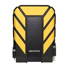 "HDD extern A-data AHD710P-1TU31-CYL, 1TB, 2.5"", USB 3.1, Galben"