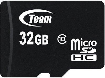 Card de memorie TeamGroup TUSDH32GCL1003, 32GB, Clasa 10