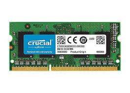Memorie Crucial CT51264BF186DJ, 4GB DDR3, 1866MHz, CL13