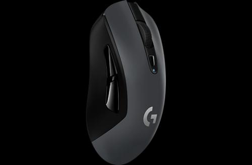 Mouse gaming wireless Logitech G603 LightSpeed, Negru