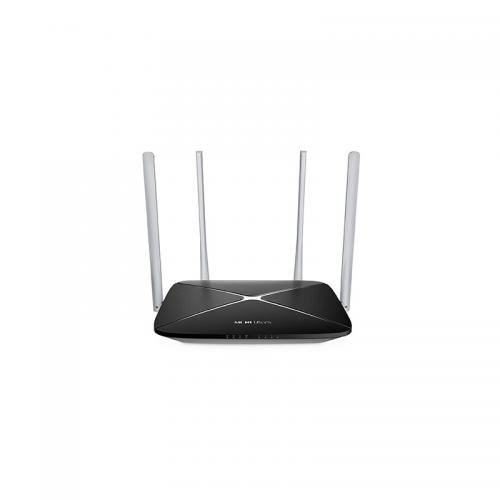 Router Mercusys AC12, Black