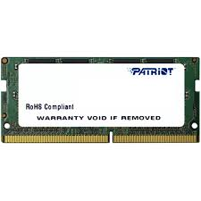 Memorie Patriot PSD44G213382S, 4GB DDR4, 2133MHz, CL15